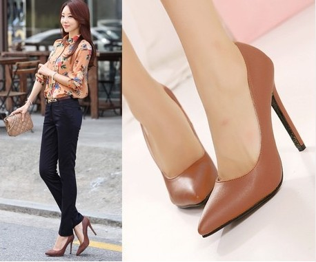 Womens Brown Heels Boots And Heels 2017