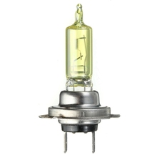 Buy New Arrival H7 55W Xenon Halogen Bulb Car Auto Headlight Light Lamp Bulb Rainbow Blue/Yellow/White DC12V for $1.01 in AliExpress store