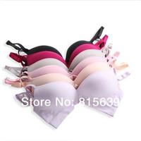 Professionl sport Bra set /wirefree sports bra sexy brassiere , 3/4 Cup gathered and adjusted,Sports Yoga Bra underwear