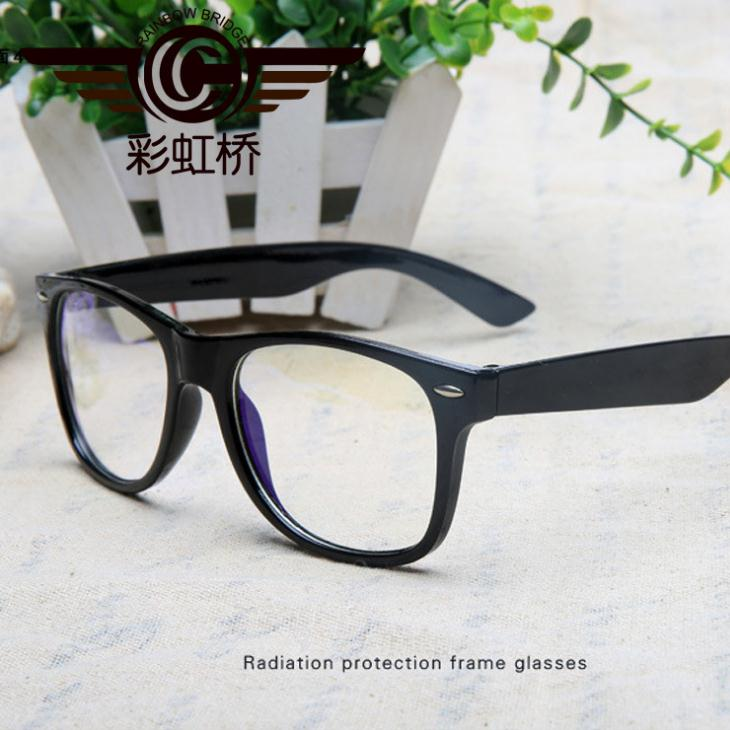 Eyeglasses Frame Vintage ay and Eye glasses clear lens reading eyewear Optical Glass armacao oculos de grau q492