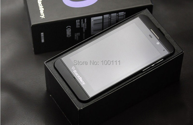 Free DHL/EMS SHIPPING & Original BlackBerry Z10 Cell phones 4.2 Capacitive touch screen,8MP camera(Hong Kong)