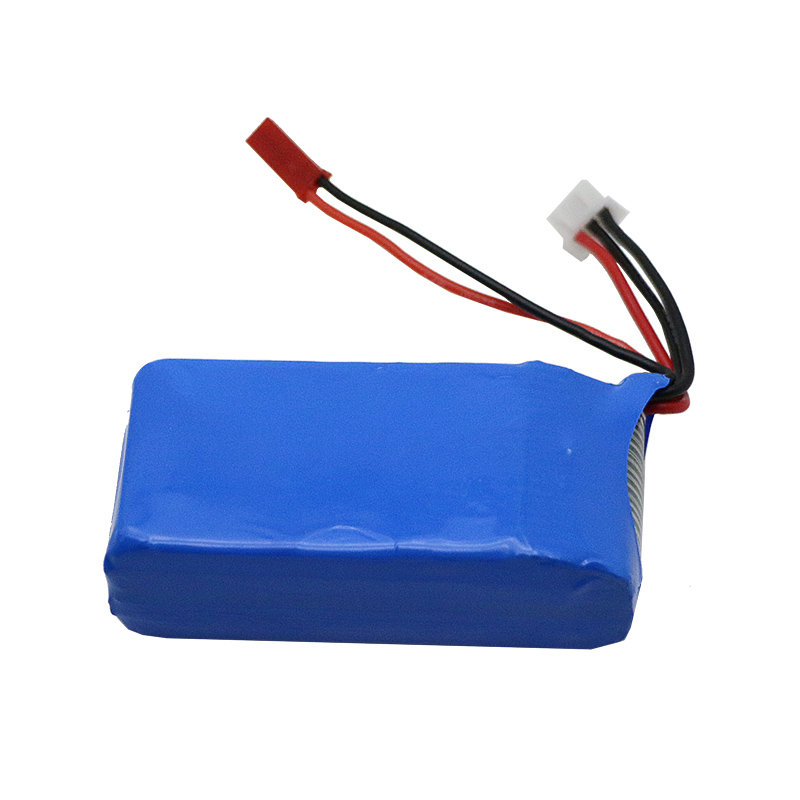 lipo battery 2s 7.4V 1500mah 30C 5pcs and charger For Quadcopters Helicopters RC Cars Boats High Rate batteria lipo car parts