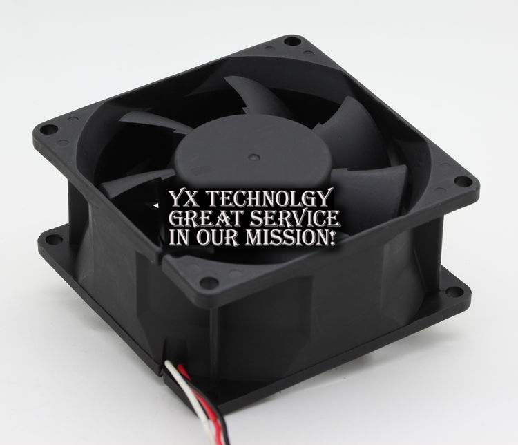 8038 24V 9.6W 8CM wind capacity//cm inverter fan PMD2408PMB1-A