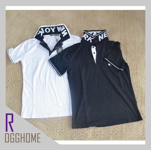 Sale zone Free shipping  2015 NEW  Big Sale !! weilin embroidered Slim Short Sleeves Polo-shirts t shirt men RG1208031