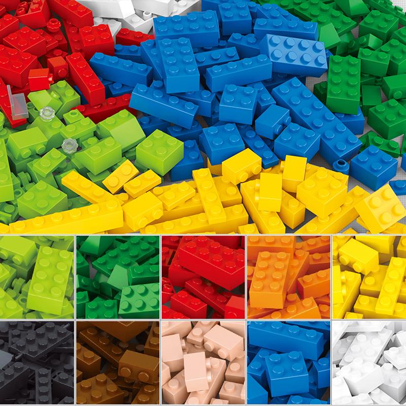 Best Choice Building Blocks City 415pcs DIY Creative Bricks Toys for Children Educational Compatible with Lego