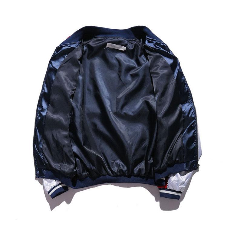 Aolamegs Yokosuka Jacket Men Women Fashion Vintage Bomber Jacket Baseball Uniform High Quality Embroidery Japan Yokosuka Outwear (12)