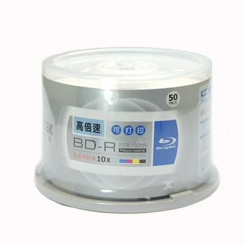 Ritek blue ray 10x 25gb bd-r blu ray discs