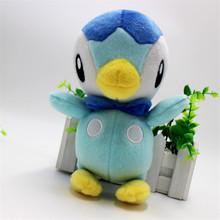 20 см Покемон Плюшевые Игрушки Pocket Monster Piplup детская Игрушка в Подарок Детский Мультфильм Симпатичные Покемон Плюшевые Куклы Подарок для дети/Детские