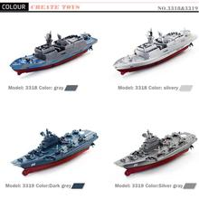 Buy 2017 New Hot Sale Remote Control Challenger Aircraft Carrier RC Boat Warship Battleship Toys Remote Control Toy kids Child for $12.50 in AliExpress store