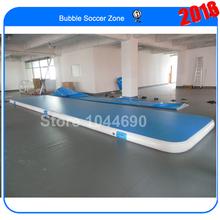 Free shipping  inflatable air track tumbling ,air track (8*2m)(China (Mainland))