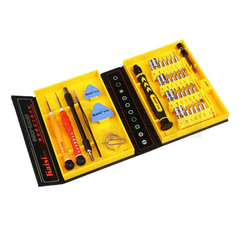 Набор инструментов KITEN Kaisi 38 1 iPhone 4/4s/5 iPad Samsung набор 6 гранных инструментов 1 4