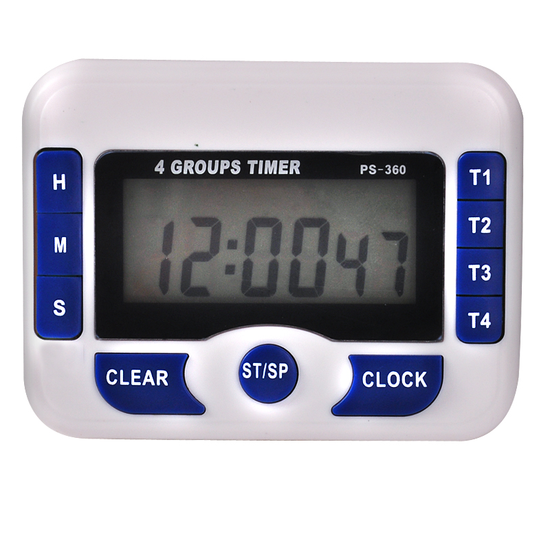 LED Digital Kitchen Timer Countdown Cooking Timer Count Down Alarm Clock(China (Mainland))