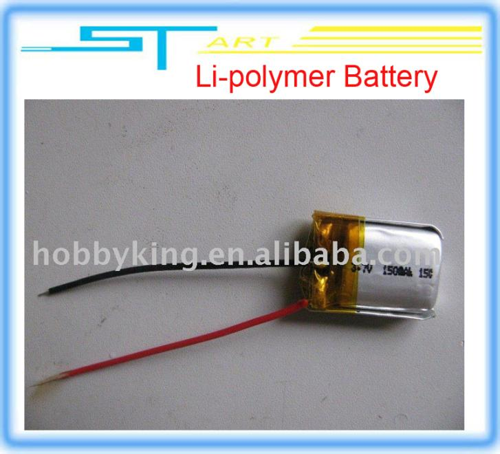 S107-19 Li-polymer Battery 3.7V 150mAh for SYMA S107/S105 Helicopter Helicopter Spare Parts low shipping fee whol classic toy(China (Mainland))