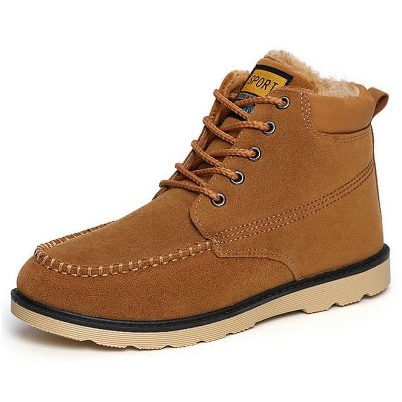 Popular Best Winter Work Boots Men-Buy Cheap Best Winter Work ...