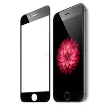 0.26 мм защита на весь экран закаленное стекло для Apple iPhone 6 защитная пленка 4.7 дюймов 6 S 9 H твердомер взрывозащищенный