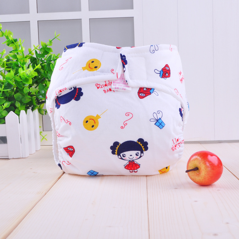 Baby Diaper Washable Reusable Nappies Training Pant Cloth Diaper Free Size Diapers 1ps nk21<br><br>Aliexpress