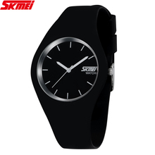 SKMEI Wrist Watch relogio masculino Fashion Brand Silicone Women Sport Waterproof Quartz Watch Relogio Feminino 011