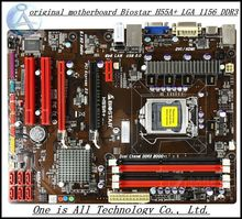 Free shipping original motherboard for Biostar H55A+ LGA 1156 DDR3 RAM 16G Boards H55 Desktop Motherboard (China (Mainland))