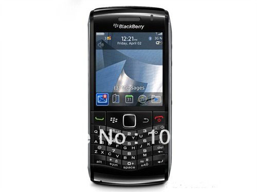 100% Original Phone BlackBerry Pearl 3G 9100 GPS WIFI Mobile Phone + Free Shipping(Hong Kong)