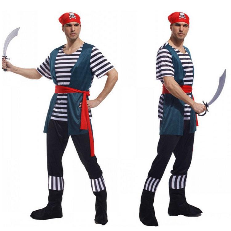 Костюмы пирата своими руками для мужчин