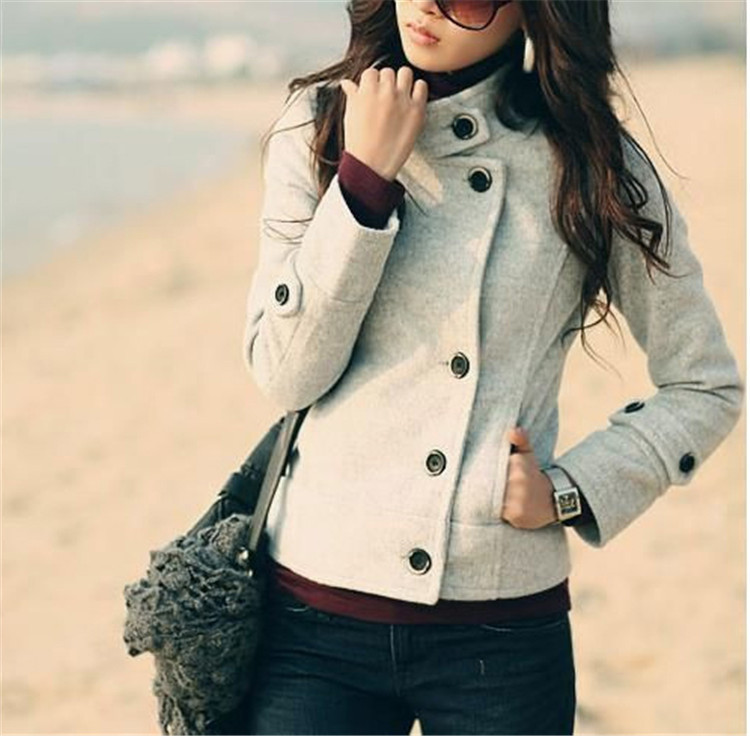 Short coats womens – Novelties of modern fashion photo blog