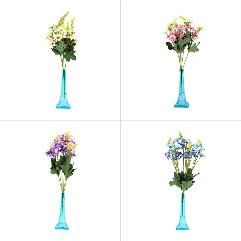 Artificial Chrysanthemum Daisy Flower Bunch Home Garden Party Floral Decor - Shenzhen NaNa Technology Co., Ltd. store