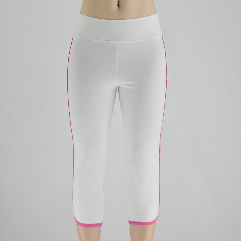Innovative Women In White Yoga Pants  White Pants 2016