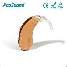 AcoSound AcoMate 610 БТЭ за ухом модель цифровой программируемый 6 канал слуховые аппараты Слуховой аппарат(China (Mainland))