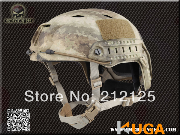 EMERSON FAST Helmet BJ TYPE Paratroopers helmet A-TACS EM5659F Free shipping<br><br>Aliexpress