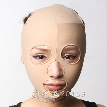Free shippingusually pressurized firming wrinkle / prevention / improve a double chin, powerful face-lift mask /Skin care