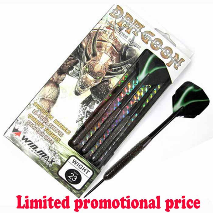 Limited promotional 2015 Rushed New Green >3 Years Darts Professional Electronic Dart Board Winmax Casual Darts Tungsten(China (Mainland))