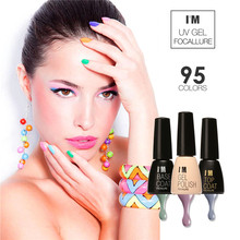 Buy FOCALLURE New Nail Polish Soak Nail Gel Bling Long Lasting UV Lamp LED Cosmetic Art Tools Manicure Nail Polish Gel Color for $1.11 in AliExpress store