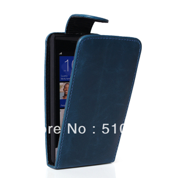 NEW FASHION NEW FLIP LEATHER CASE COVER  PROTECTOR FOR HTC WINDOWS PHONE 8S   FREE SHIPPING