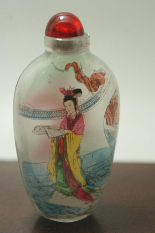 Beaux-old-chinois-Unique-peinture-%C3%A0-priser-bouteille-%C3%A0-l-int%C3%A9rieur-peint-quatre-combinaisons