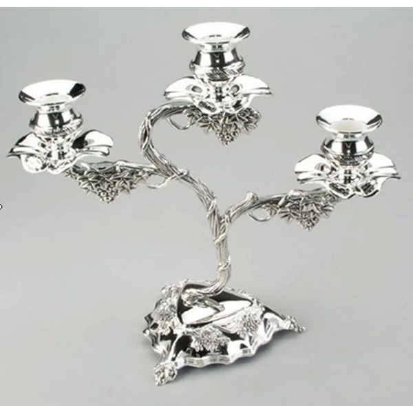 Shop Popular Silver Candlesticks from China Aliexpress