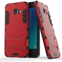 C5 Pro Carcasa Hybrid Armor Back Cover Fundas For Samsung Galaxy C5 Pro Anti-Knock Case Protector Shell Mobile Phone Bags Cases