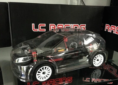LC RACING 1/14 brushless electric car rally high version RTR kit EMB-WRCH(China (Mainland))