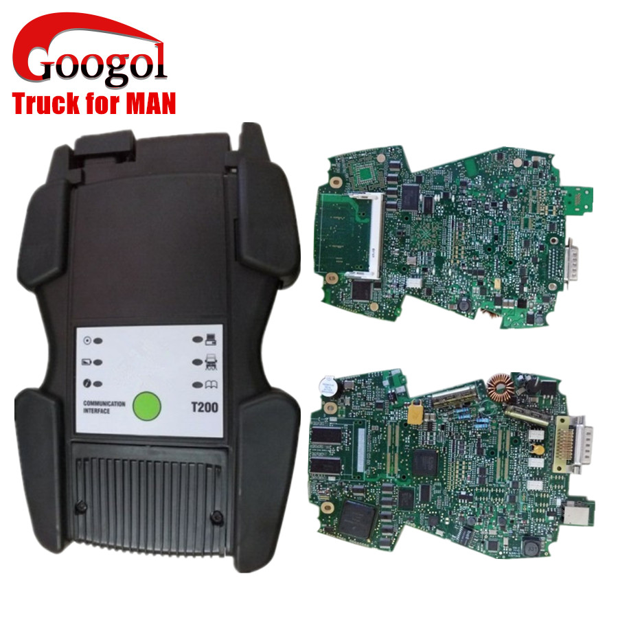 For MAN T200 For MAN Diagnostic Tool For MAN Truck Scanner For MAN Truck Diagnostic Tool(Hong Kong)