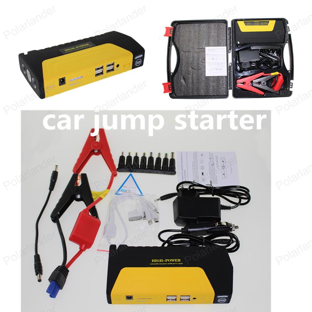Car jump starter car power bank  68800 mAh high power    the Car Jump Starter Mini Portable Emergency Free shipping <br><br>Aliexpress