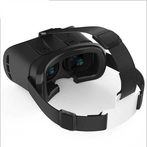 ถูก 2016มืออาชีพ4.7 ~ 6.1นิ้วโทรศัพท์VRกล่องVRความจริงเสมือนกรณี3DเกมVedioภาพยนตร์แว่นตาสำหรับAndroid/IOS/PCระบบ