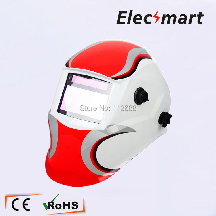 New type Auto darkening welding cap TIG MIG MMA electric welding mask/helmet/welder cap/lens for welding(China (Mainland))