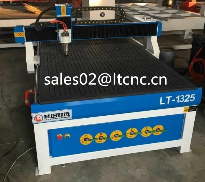 Jinan good price best quality vacuum table 1325 cnc wood router for sale, cnc wood engraving machine(China (Mainland))