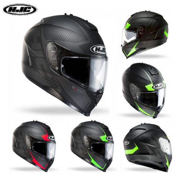 Korea HJC IS-17 MISSION double visor motorcycle Full Face helmet automobile race helmet(China (Mainland))
