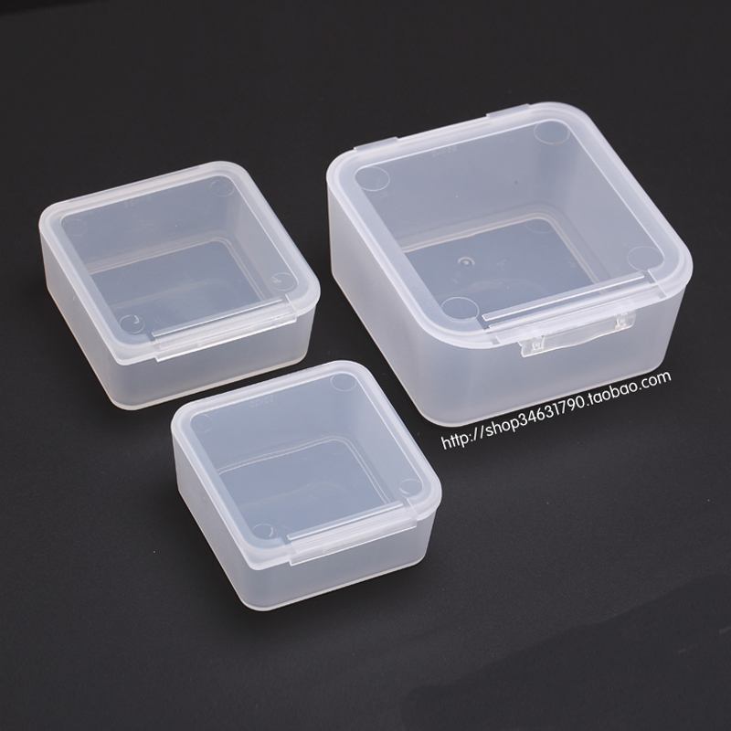 Acrylic Boxes Small : Popular small plastic boxes lids buy cheap