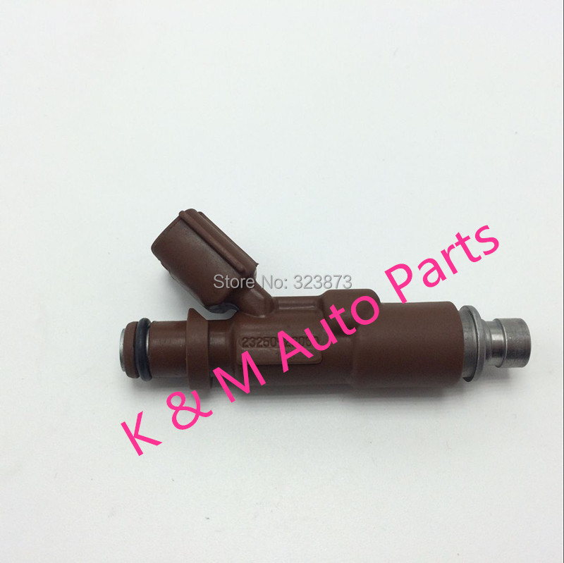 High Quality Fuel Injector OEM 23250-22060 FOR 2000-2005 Toyota Celica GTS 1.8L 2ZZGE(China (Mainland))
