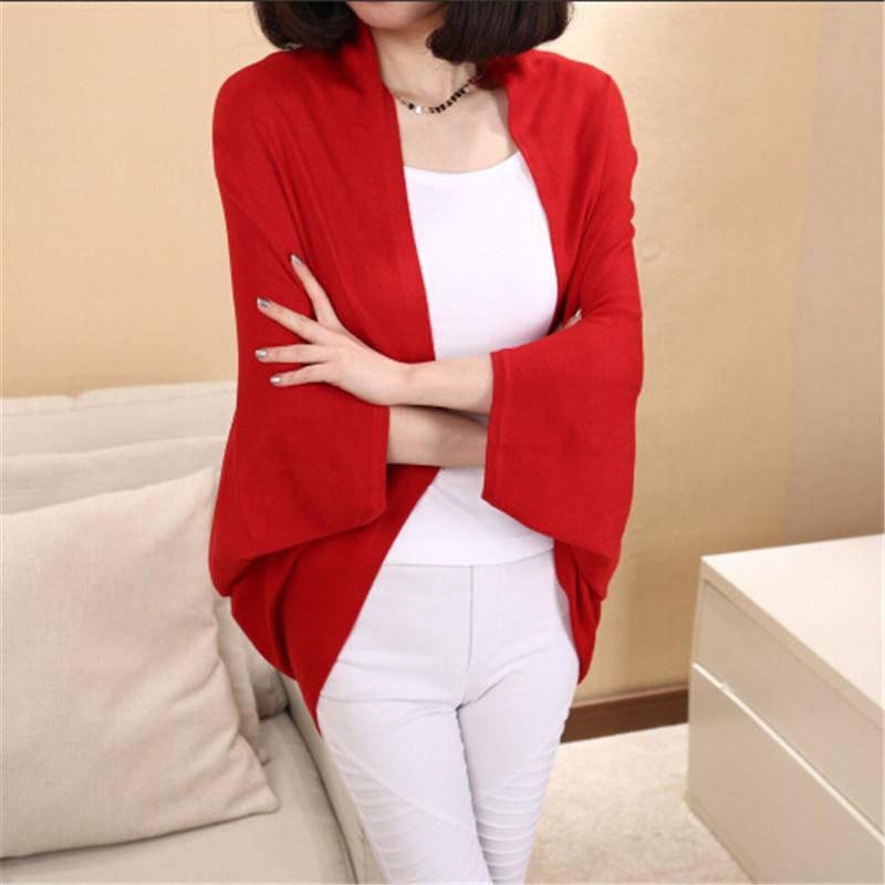 Женский кардиган Winter Sweater KH852008 Shawl Cape женский кардиган 013a56