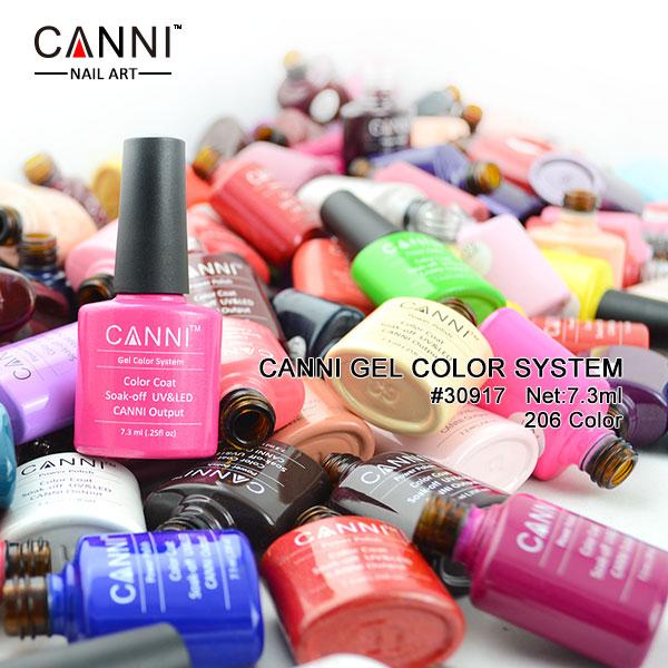 Create your own brand soak off uv nail gel polish 0.25floz CANNI#30917-031<br><br>Aliexpress