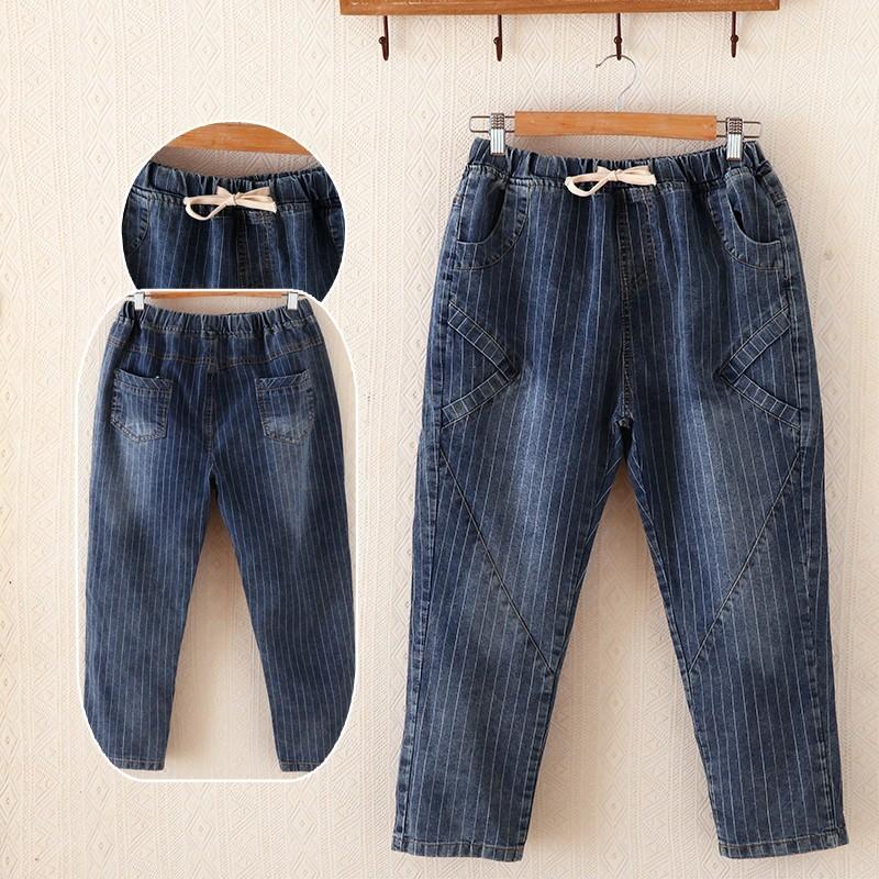 Женские джинсы Mori girl 2015 cotton женские брюки james cotton 5289 2015