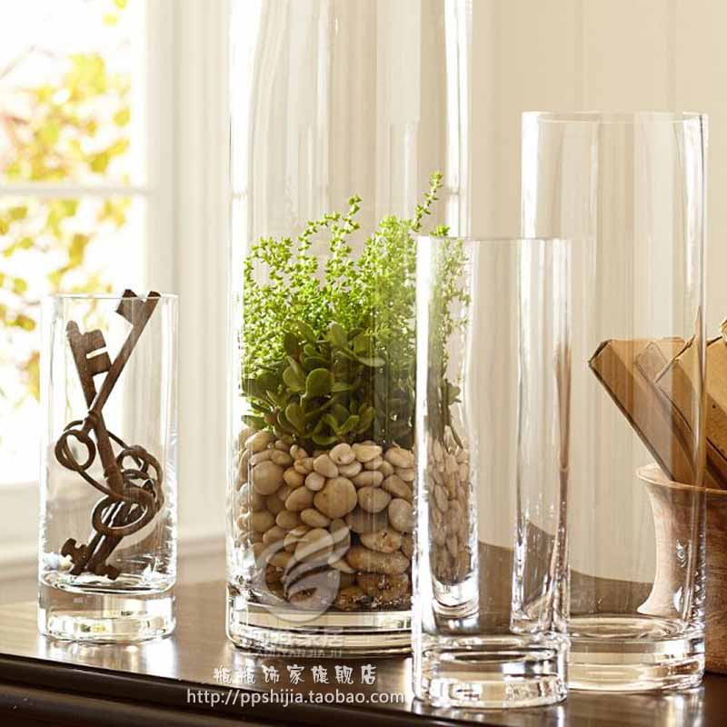 Glass vases modern picture more detailed picture about for Vase deco de table