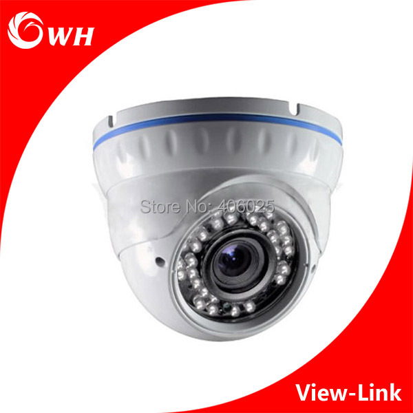 Free Shipping CWH-A4201T7V 1MP/1.3MP/2MP HD Analog Dome Camera with Metal Housing AHD Camera and 2.8-12mm lens CCTV Camera<br><br>Aliexpress